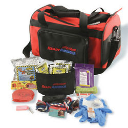 Grab 'n Go Small Dog Evacuation Kit
