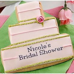 Petite Bridal Shower Cookie Favors