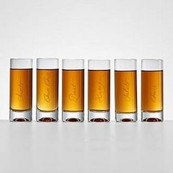 Celebration Shot Glass Set