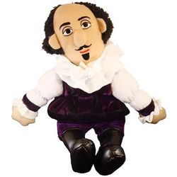 Shakespeare Little Thinker Doll