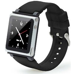 iWatchz Q Collection Watch Strap for iPod Nano