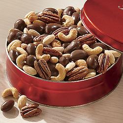 Premium Nut Gift Tin