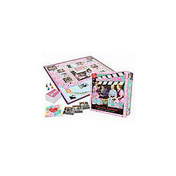 Race For Fame I Love Lucy Trivia Board Game