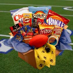 Touch Down Game Day Snack Pack