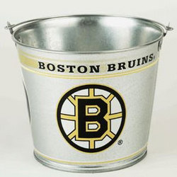 Bruins 5-Quart Pail