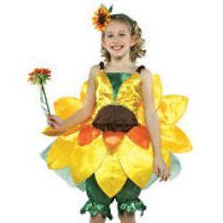 Children's Sunflower Costume