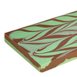 One Pound Mint Chocolate Swirl Fresh Fudge