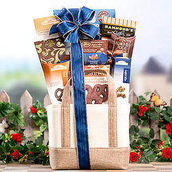 Chocolate Gift Tote