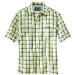Men's Prevailing Plaid Shirt