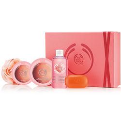 Medium Pink Grapefruit Bath and Body Gift Box