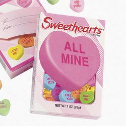Sweethearts Candies Box Set