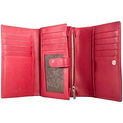 Ladies Euro Wallet