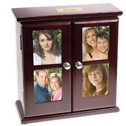 Photo Album Cabinet