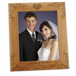 Romantic Elegance Photo Frame