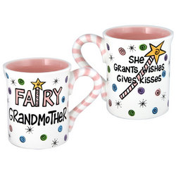 Fairy Grandmother Mug