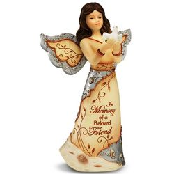 Loss of Friend Memorial Angel