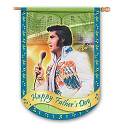 Elvis Presley Happy Father's Day
