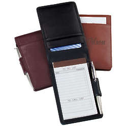 Leather To-Do-List Notepad