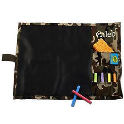 Personalized Doodlebugz Crayola Chalkboard Placemat