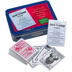 Gavitt's Stock Exchange Card Game