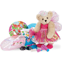 Teddy Bear Girls Dress Up Toy