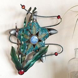 Sweet Starfish Metal Wall Sculpture