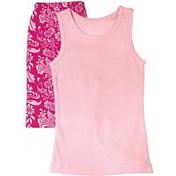 Pink Relaxation Loungewear Set