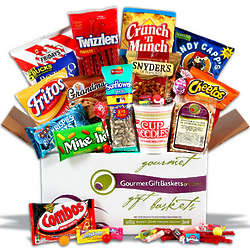 Snacks and Sweets Care Package