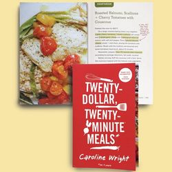 Twenty-Dollar Twenty-Minute Meals Cookbook