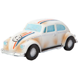 Beetle Car Aquarium Ornament