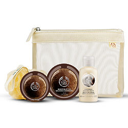 Coconut Bath and Body Gift Bag