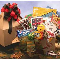 Boredom Buster Medium Activity Military Care Package