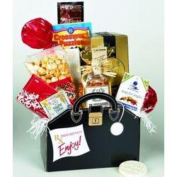 Doctor's Bag Gourmet Large Get Well Gift Basket