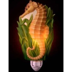 Seahorse Night Light