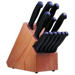 Kraton Handle Kitchen Classic Knife Block Set