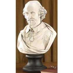 Large Shakespeare Bust