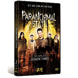 Paranormal State The Complete Season 3 DVD Set