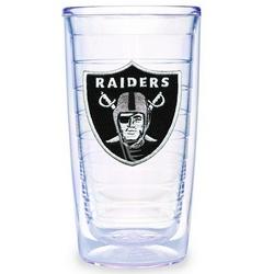 Oakland Raiders 16 oz. Tervis Tumblers