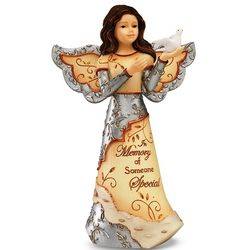 Someone Special Memorial Angel Figurine