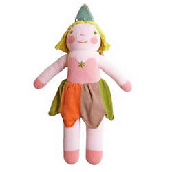 Fairy Knit Doll