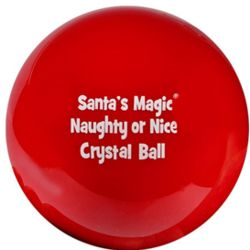Santa's Magic Crystal Ball