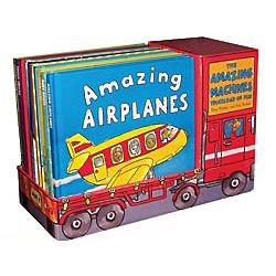 Amazing Machines Truckload of Fun Hardcover Book Set