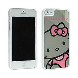 iPhone 5 Hello Kitty Hard Shield Case with Mirror Effect