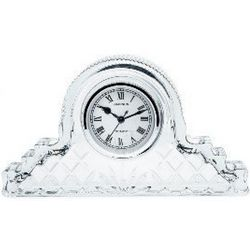 Dublin Crystal Mantle Clock