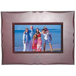 Wood Framed Digital Photo Frame