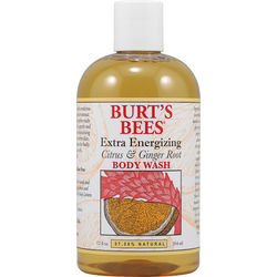 Extra Energizing Citrus and Ginger Root Body Wash