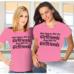 What Happens with the Girlfiends Shirt
