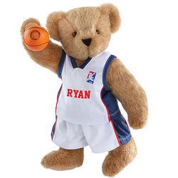 Basketball Teddy Bear