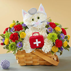 Cure-All Kitty Bouquet