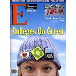 E Environmental Magazine Subscription